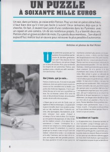 magazine c4 -patrice le rouzic - page 1
